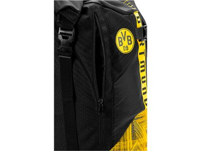 PUMA Rucksack BVB FtblCulture Backpack Schwarz