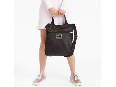 PUMA WMN Core Seasonal Shopper Grau