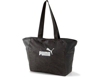 PUMA WMN Core Up Large Shopper Grau