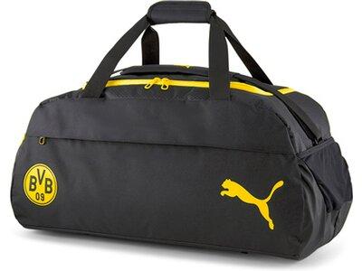 PUMA Tasche BVB FINAL Teambag M Schwarz
