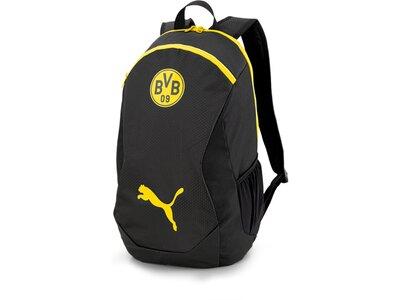 PUMA Tasche BVB FINAL Backpack Schwarz