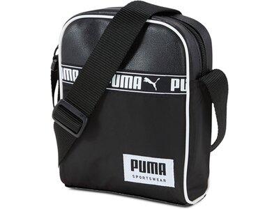 PUMA Tasche Campus Portable Schwarz