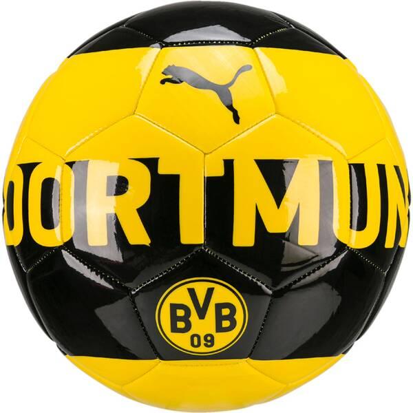Puma Unisex Fußball BVB Fan Ball Gold
