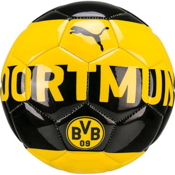 Puma Unisex Fußball BVB Fan Ball Mini