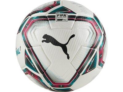 PUMA Equipment - Fußbälle teamFINAL 21.1. FIFA Spielball Gr.5 Weiß