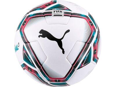 PUMA Ball teamFINAL 21.3 FIFA Qualit Grau