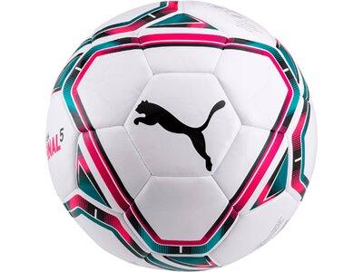 PUMA teamFINAL 21.5 Hybrid Ball Grau