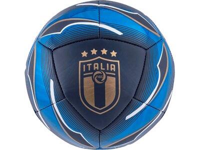 PUMA FIGC ICON mini Ball Blau