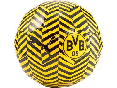 PUMA Ball BVB ftblCore Fan Ball Schwarz