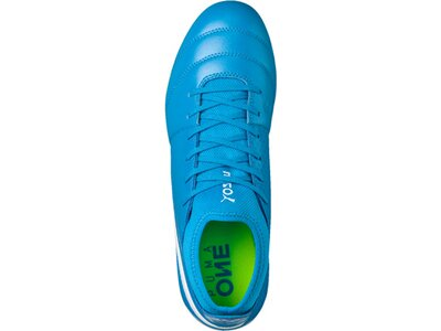 PUMA Herren Fußball-Rasenschuhe One 17.3 FG Blau