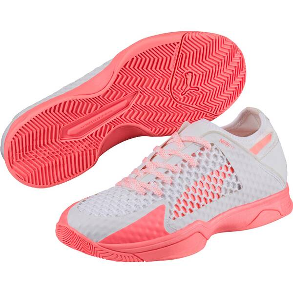 Puma Damen Indoorschuhe evoSPEED Indoor NETFIT 3