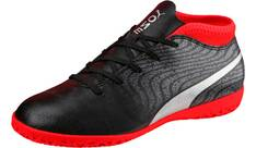 PUMA BLACK-PUMA SILVER-RED BLA