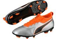 Vorschau: PUMA Fußball - Schuhe - Nocken ONE 3 Leder FG