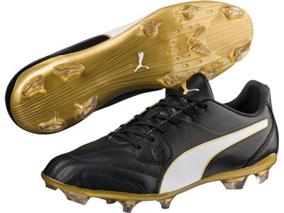 PUMA Fußball - Schuhe - Nocken Capitano II FG Grau