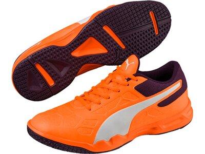 PUMA Indoor-Trainingsschuhe Tenaz Orange