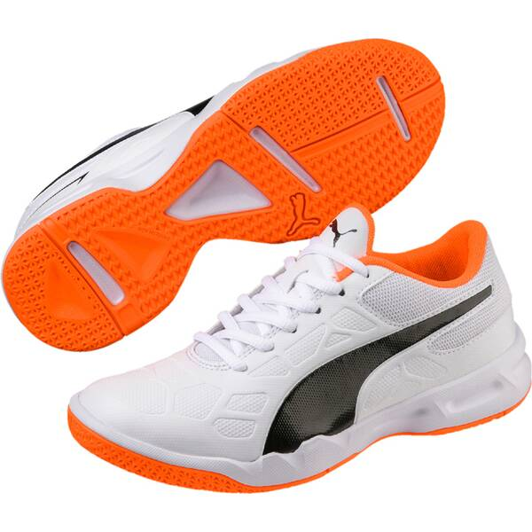 PUMA Kinder Indoor-Trainingsschuhe Tenaz Jr