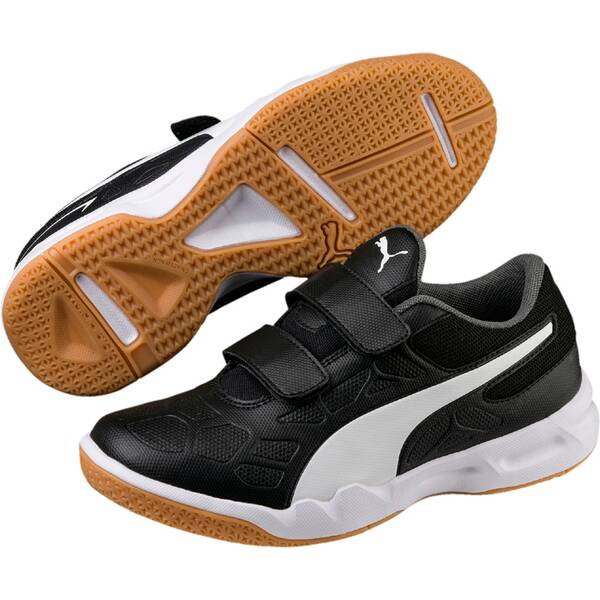 PUMA Kinder Indoor-Trainingsschuhe Tenaz V Jr