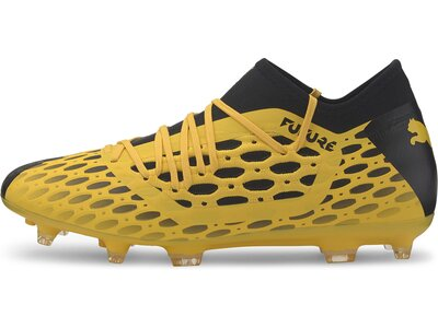 PUMA Fußball - Schuhe - Nocken FUTURE Spark 5.3 NETFIT FG/AG Gelb