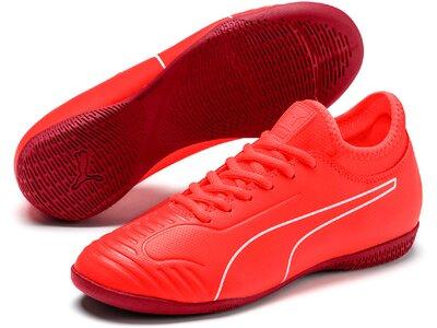 PUMA Kinder Fußballschuhe 365 Roma 2 Sala Jr Rot