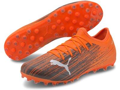 PUMA Herren Fußballschuhe ULTRA 3.1 MG Orange