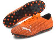 SHOCKING ORANGE-PUMA BLACK