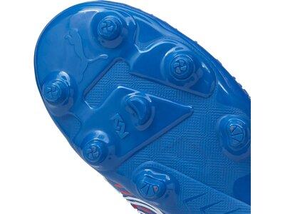 PUMA Kinder Fussball-Rasenschuhe FUTURE Z 32 FGAG Jr Blau