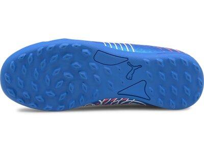 PUMA Kinder Fussball-Rasenschuhe FUTURE Z 42 TT Jr Blau