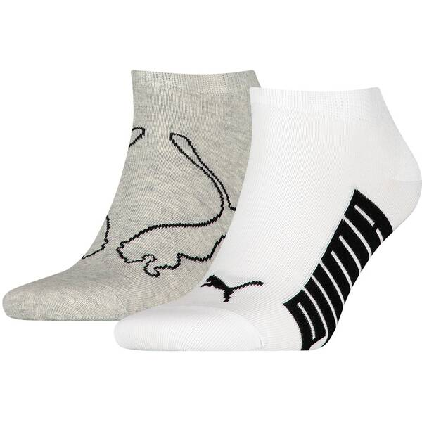 PUMA Herren Socken LIFESTYLE SNEAKER 2P