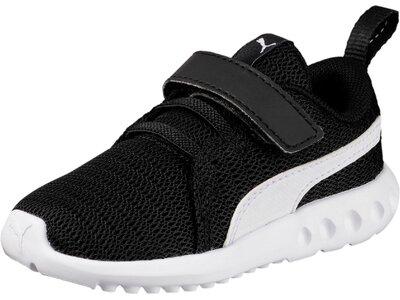 PUMA Kinder Sneaker Carson 2 V Inf Schwarz