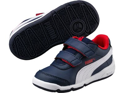 PUMA Kinder Schuhe Stepfleex 2 SL V Inf Schwarz