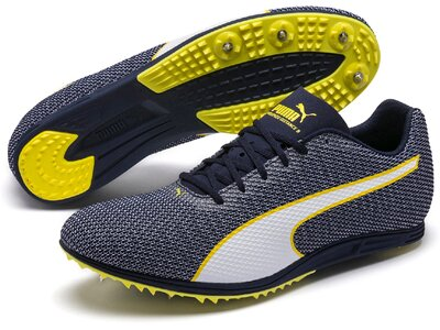 PUMA Herren Trainingsschuhe evoSPEED Distance 8 Grün