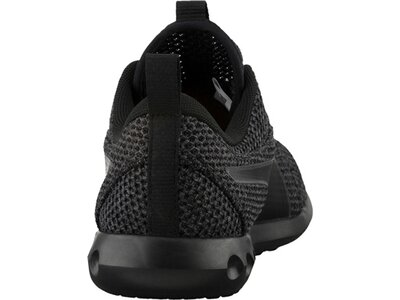 Puma Damen Indoorschuhe Carson 2 Nature Knit Wn Schwarz
