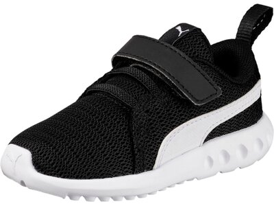 PUMA Kinder Sneaker Carson 2 V PS Schwarz