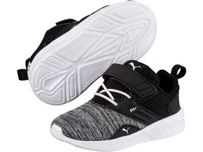 PUMA Kinder Sneaker Comet V Inf Schwarz