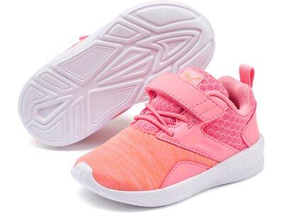 PUMA Kinder Sneaker Comet V Inf Rot