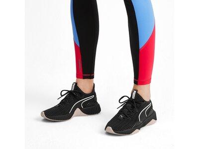 "PUMA Damen Sneaker ""Defy"" Schwarz"