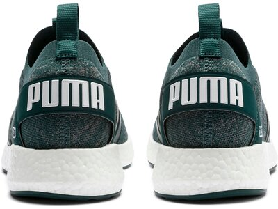 PUMA Herren Indoor-Sportschuhe NRGY Neko Engineer Knit Grau