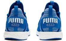 Vorschau: PUMA Kinder Indoorschuhe Mega NRGY Heather Knit AC