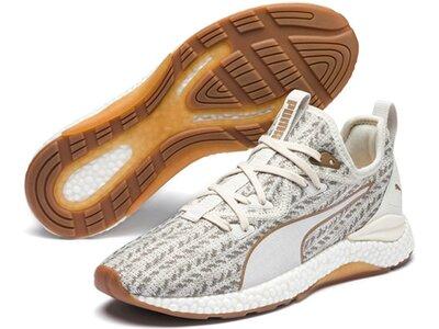 PUMA Herren Indoorschuhe Hybrid Runner Desert Weiß