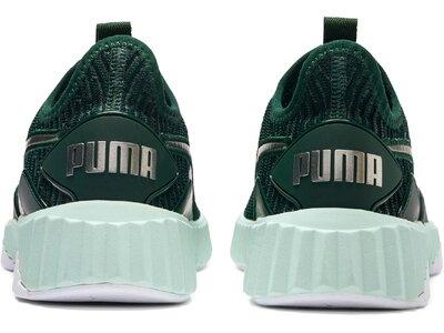 PUMA Damen Sneaker Defy TZ Wn's Grau