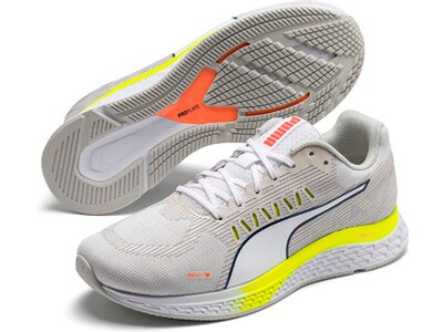 PUMA Damen Indoorschuhe SPEED SUTAMINA Silber