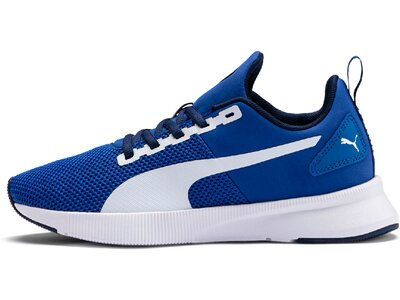 PUMA Kinder Sneaker Flyer Runner Jr Blau