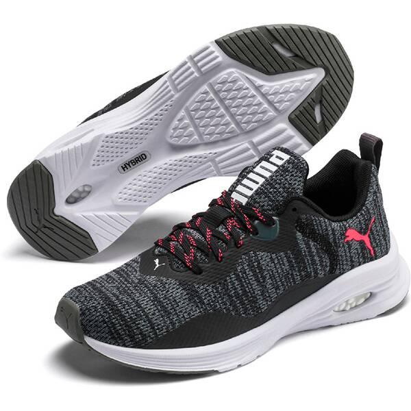 PUMA Damen Indoor-Sportschuhe Hybrid Fuego Knit Wn's