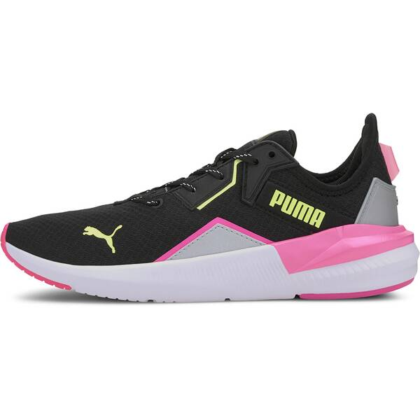 PUMA Damen Trainingsschuhe Platinum Metallic
