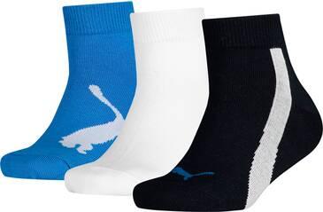 PUMA Kinder Socken KIDS LIFESTYLE QUARTERS 3P