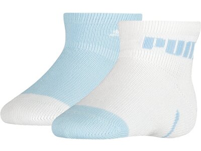 PUMA Kinder Socken BABY MINI CATS LIFESTYLE SOCK 2P Weiß