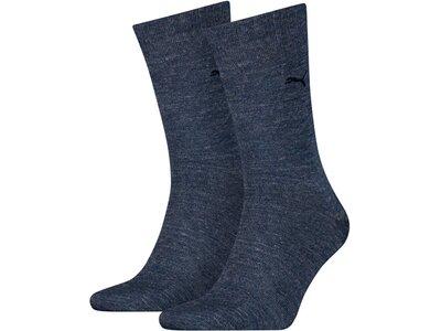 PUMA Herren Socken CLASSIC 2P Grau