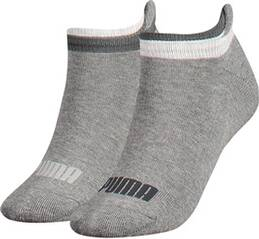 PUMA Damen Socken JET CAT SNEAKERS 2P