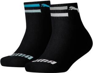 PUMA Kinder Socken CLYDE JR QUARTERS 2P