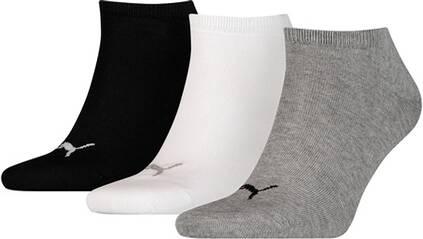 PUMA Herren Socken UNISEX SNEAKER PLAIN 3P